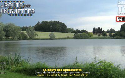 Découvrez la route des guinguettes qui se dérouleront à Montpont-en-Bresse
